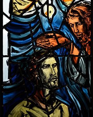 Mystères Lumineux - 01 - Le Baptême du Christ