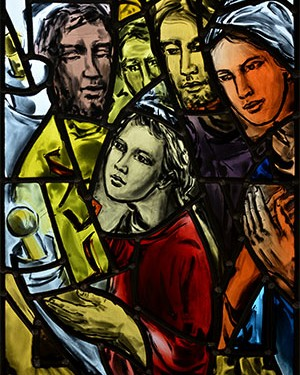 Mystères Joyeux - 05 - Recouvrement au Temple