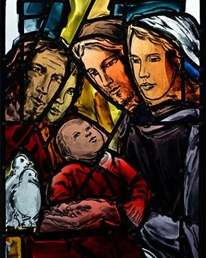 Mystères Joyeux - 04 - La présentation de Jésus au Temple