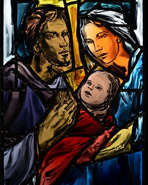 Mystères Joyeux - 03 - Naissance de Jésus