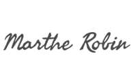 Logo Site officiel Marthe Robin